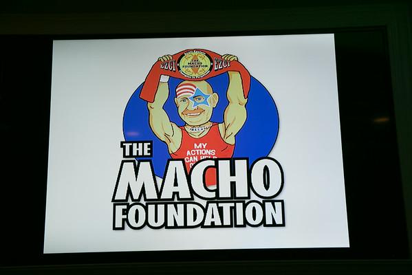 "Illisa Camp's ""MACHO"" fundraiser"