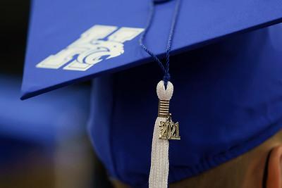 Harrah 2021 Graduation