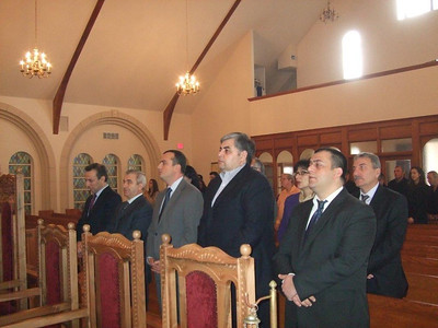 Hokehakist Service for the 1988, December 7 Earthquake victims