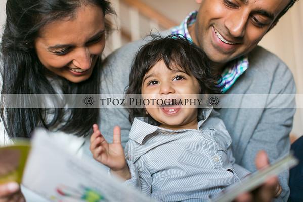 Patel Family Spring 2015