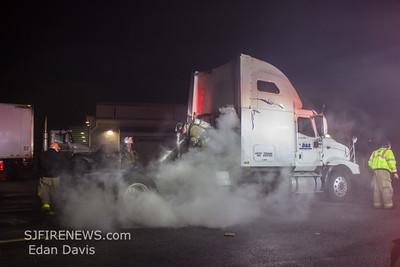 11/17/2014, Commercial Vehicle, Millville, Cumberland County NJ, E Main St. Wawa
