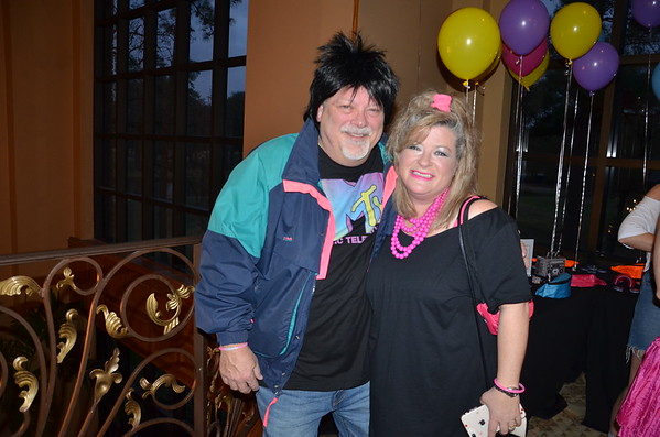 2019 B&G Totally 80's Party - People pics