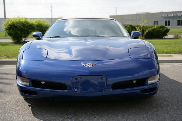 03 Chevy Corvette