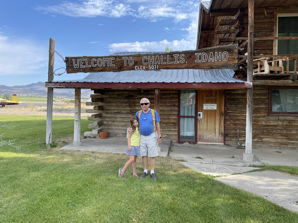 Yellowstone, Badlands, and home