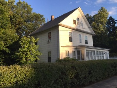 Forest Avenue House
