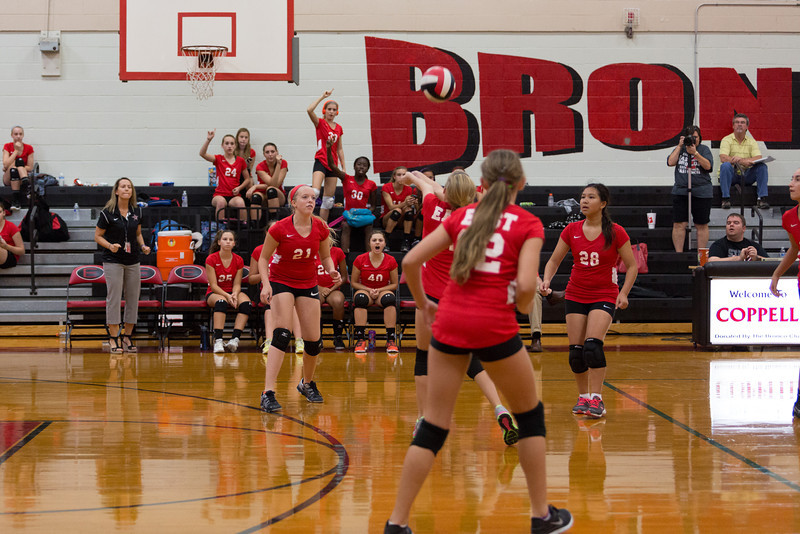Coppell East 8th Girls 19 Sept 2013 5.jpg