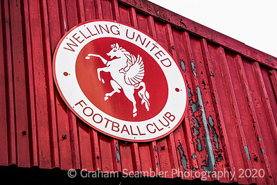 Welling United v Eastleigh
