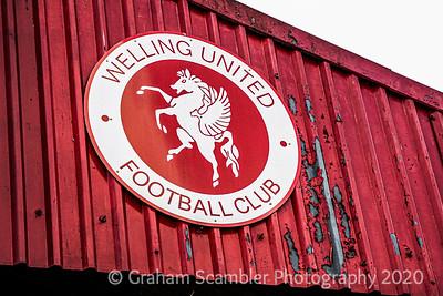 Welling United v Eastleigh