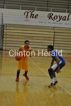 Clinton CC vs. NIACC men's basketball