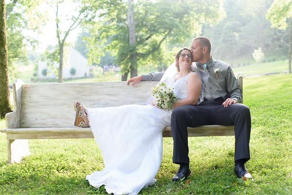 Danielle and Bill Wedding