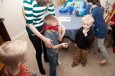 Landon - 4th - birthday