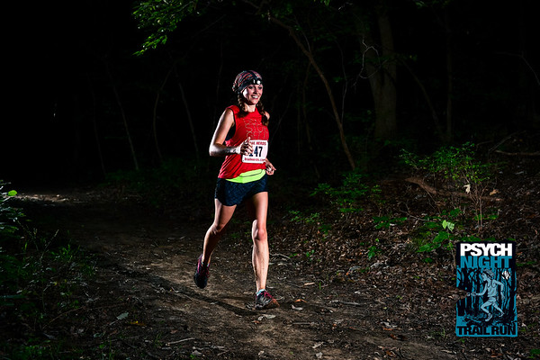 Psych Night Trail Run - 2019