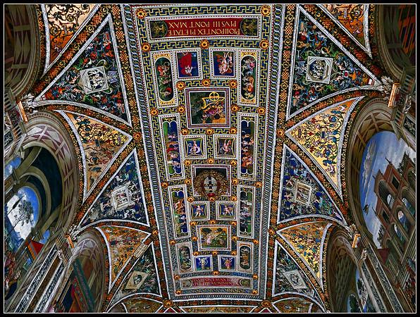 Siena - Duomo (interno)