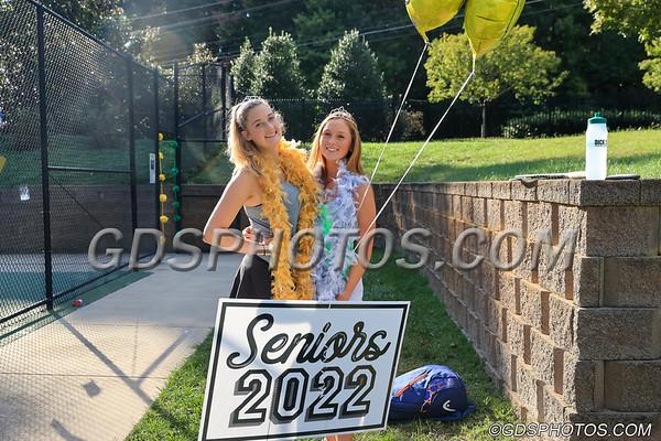 SENIOR DAY GIRLS TENNIS FALL 10-13-2021
