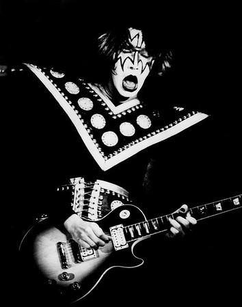 KISS  historical photos
