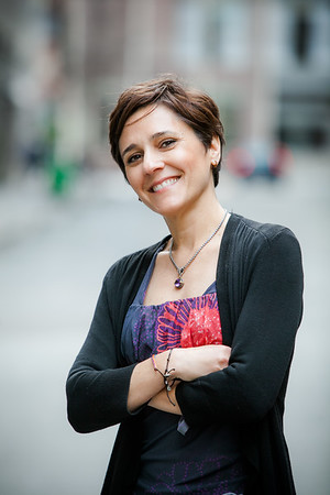 Rita Giacalone - Salesforce Presentation