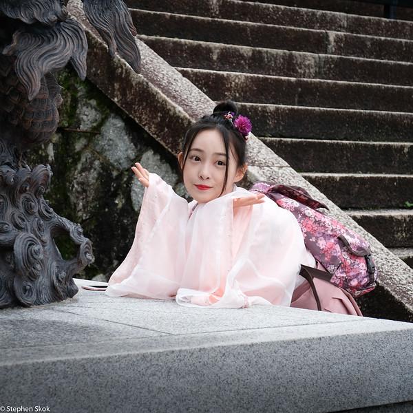KYOTO DRESSUPS