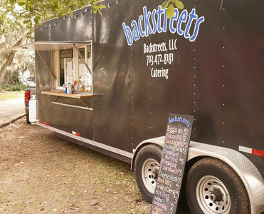 Backstreet catering