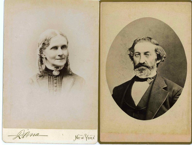 Mr. and Mrs. James M. Wade