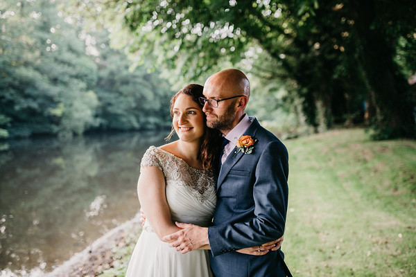 Jen and Chris - wedding
