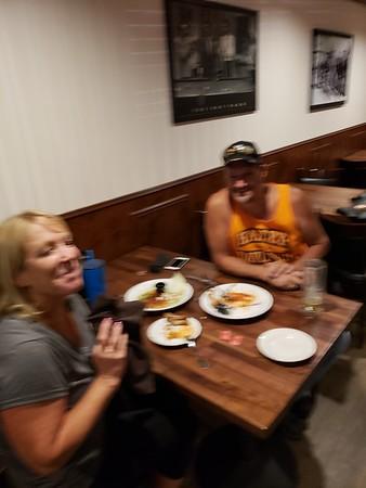 June LOH Dinner ride