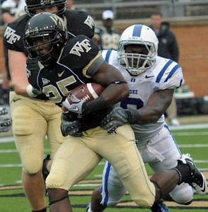 Wake Forest Football 2010