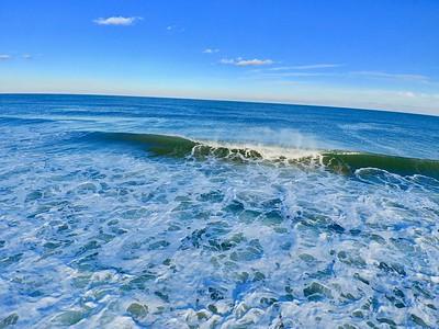 Manasquan Beach Drone...3.3.19