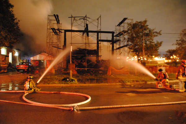October 22, 2011 - 2nd Alarm - 19 Goodwill Ave.