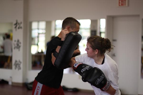 Muay Thai Clinic with Arjan Carlos Moreno