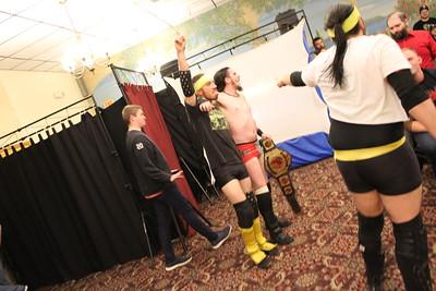 "NCW New England Championship Mike Montero vs. ""Riot"" Kellan Thomas"