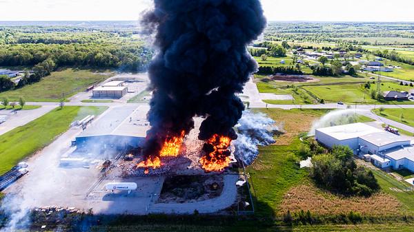Marshfield Propane Explosion