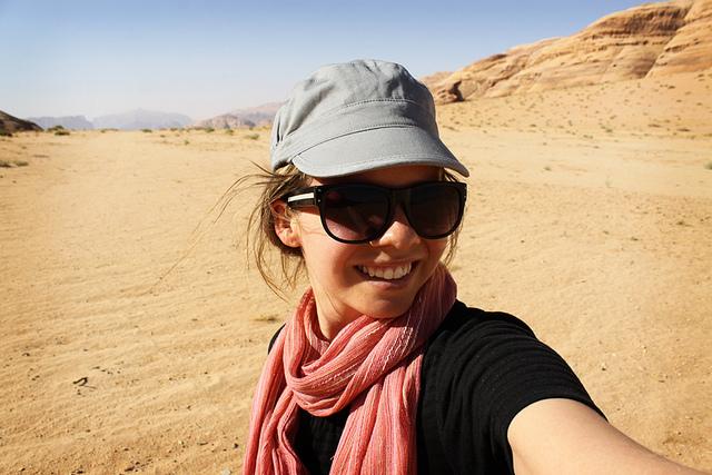 career break travel adventures in Jordan