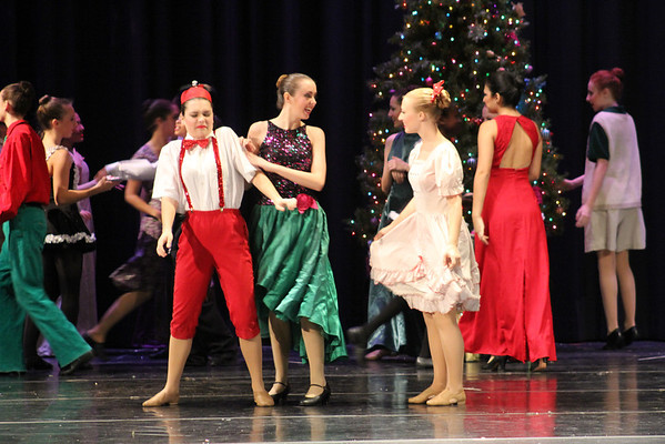 NGHS Dance North Nutcracker 2013