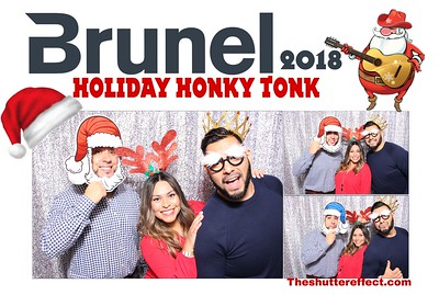 Brunel Honky Tonk Party