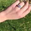 2.50ctw Emerald Cut Diamond 3-stone Ring, GIA E VS1 10