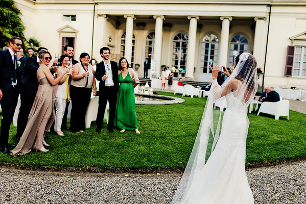 Christian + Stefania // Wedding