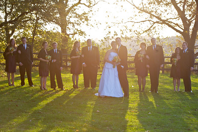 Erin & Dave's Wedding