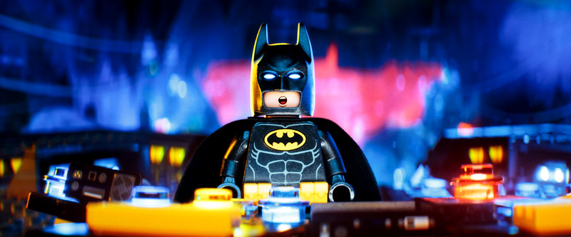 Batman Lego Movie (Ultra HD blu ray)
