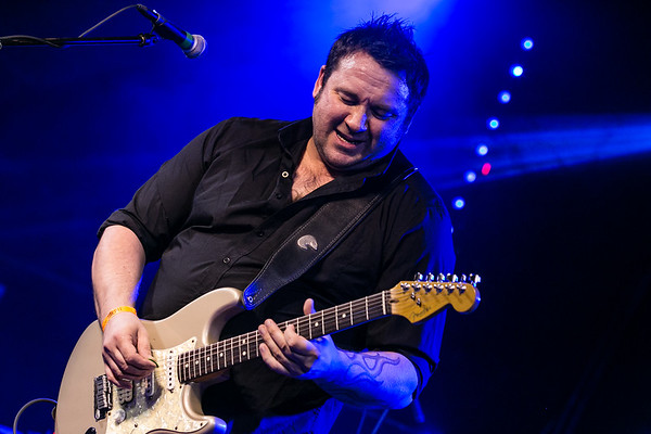 King King @ The Robin2 March 2015
