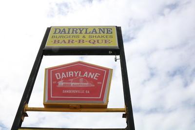 Dairy Lane soft opening