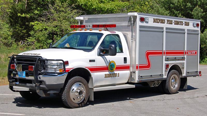 Rescue 1   2002 Ford/Ferrera