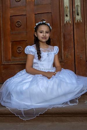 Savannah Avah 1st Communion June 2020
