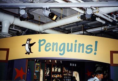 Monterey Penguins 2001