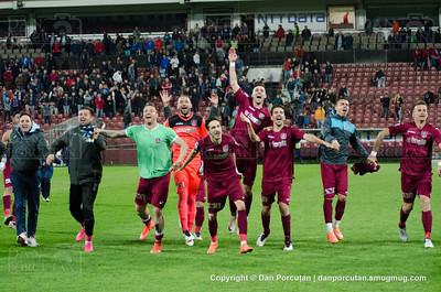 Romanian Cup - Semifinals - CFR Cluj vs. ASA Targu Mures
