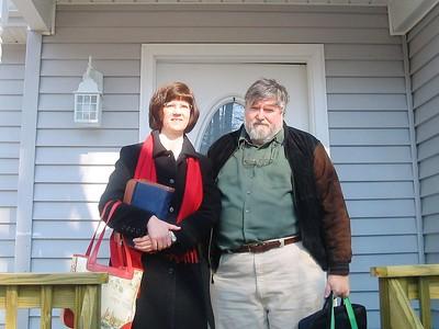 Lori, Tex, Elizabeth, March 2005