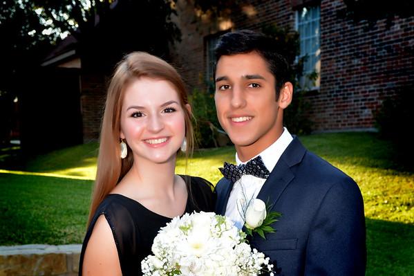 2014: Jesuit Homecoming - Esteban and Madeleine