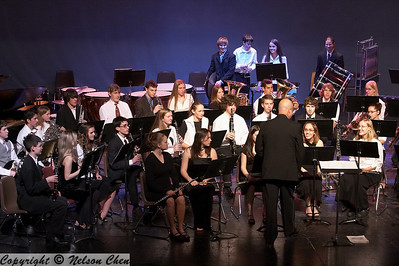 2004-12-09 BHS Winter Band Concert - Wind Ensemble