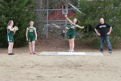 PGMS vs LMMS Track and Field - 3/4/15