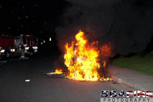 LAFD - Auto Fire - 3-31-12