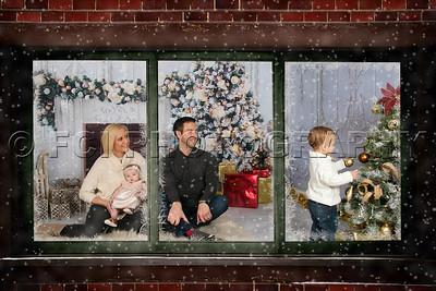 Dalfonso Family Christmas 2018